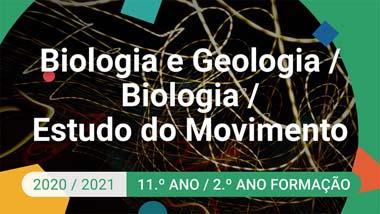 Biologia e Geologia / Biologia / Estudo do Movimento - 11.º ano
