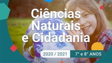 Ciências Naturais e Cidadania e Desenvolvimento - 7.º e 8.º anos