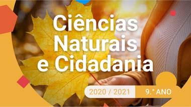 Ciências Naturais e Cidadania e Desenvolvimento - 9.º ano