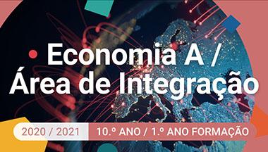 Economia A / Área de Integração - 10.º ano
