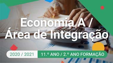 Economia A / Área de Integração - 11.º ano