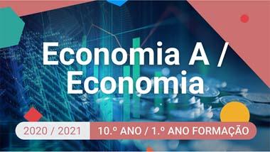 Economia A / Economia - 10.º ano