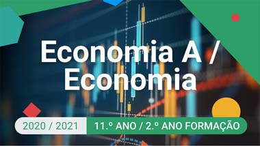 Economia A / Economia - 11.º ano