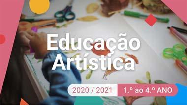 Educação Artística - 1.º ao 4.º anos