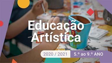 Educação Artística - 5.º ao 9.º anos