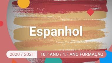 Espanhol - 10.º ano