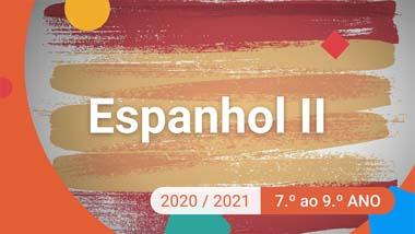 Espanhol - 7.º ao 9.º anos