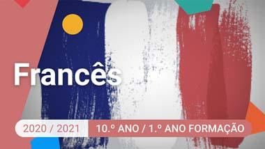 Francês - 10.º ano