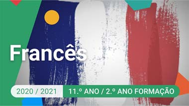 Francês - 11.º ano