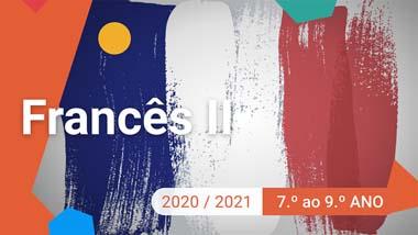 Francês - 7.º ao 9.º anos