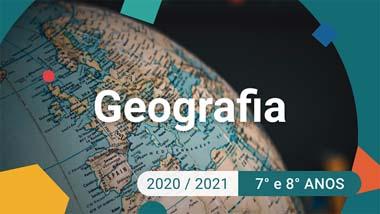 Geografia - 7.º e 8.º anos