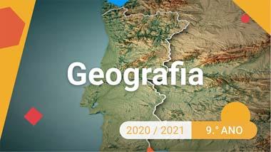 Geografia - 9.º ano