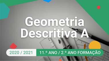 Geometria Descritiva A - 11.º ano