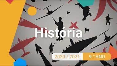 História - 9.º ano