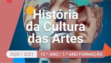 História da Cultura e das Artes - 10.º ano