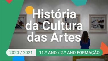 História da Cultura e das Artes - 11.º ano