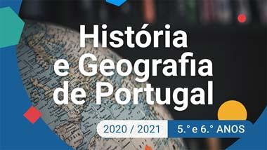 História e Geografia de Portugal - 5.º e 6.º anos
