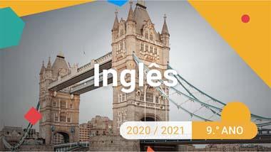 Inglês - 9.º ano