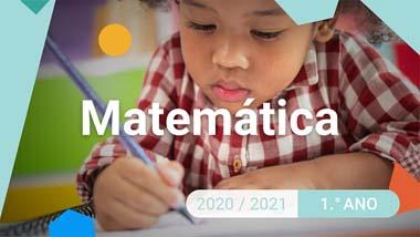 Matemática - 1.º ano