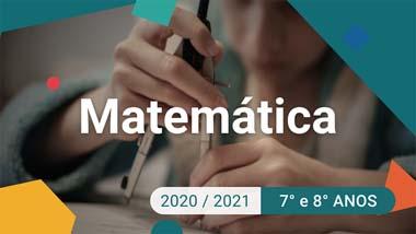 Matemática - 7.º e 8.º anos