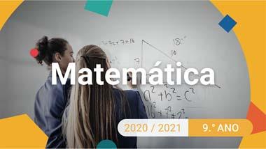 Matemática - 9.º ano