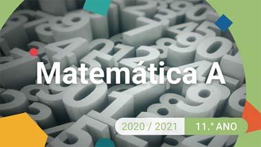 Matemática A - 11.º ano