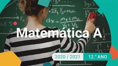 Matemática A - 12.º ano