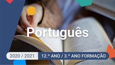 Português - 12.º ano
