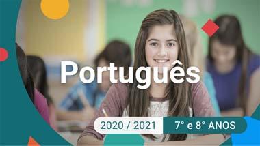 Português - 7.º e 8.º anos